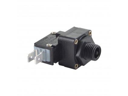 Pneumat. spínací jednotka pro malý tlak (nedržící) - 2PIN