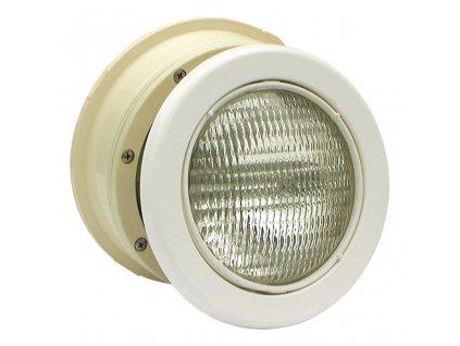 Světlo MTS LED bílé - 13,5W, bílý ABS plast