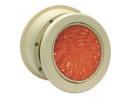 Podvodní světlomet MTS LED RGB - 16W, ABS plast