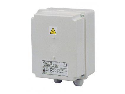 Bezpečnostní transformátor 100W - toroidní