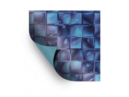 AVfol Decor - Mozaika Electric; 1,65m šíře, 1,5mm, 25m role