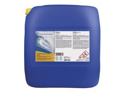 Chlornan sodný - 24 kg, stabilizovaný