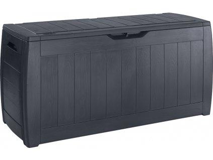 HOLLYWOOD úložný box - 270L grafit