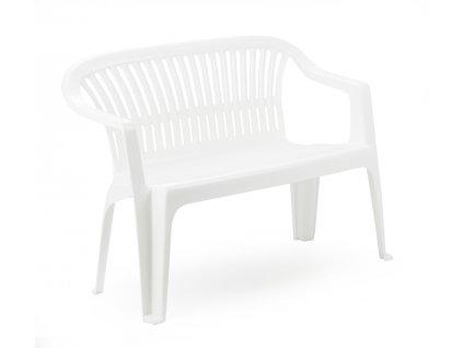DIVA lavice - bílá