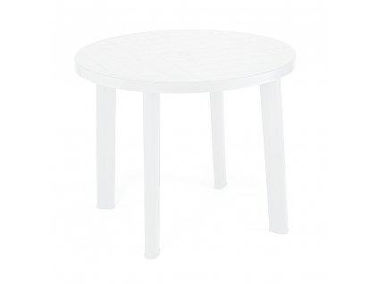 Stůl TONDO - bílý
