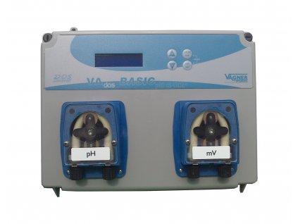 Dávkovací stanice VA DOS Basic pH/ORP + navrtávací díl + sonda pH/ORP