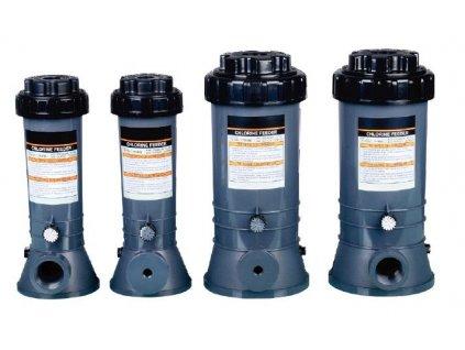 Automatický dávkovač chemie – 2,5 kg offline
