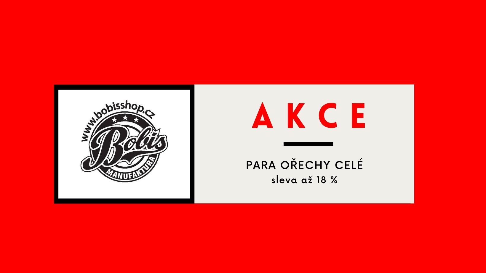 AKCE - Para ořechy