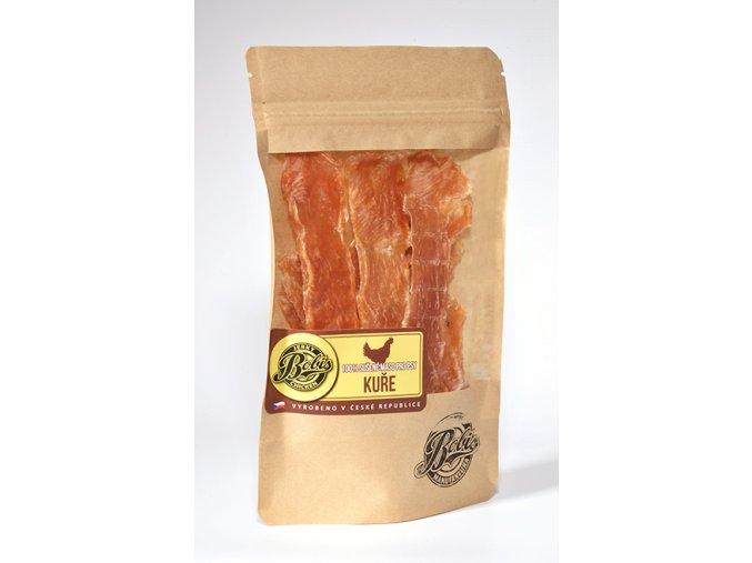 kuřecí sušené maso pro psy
