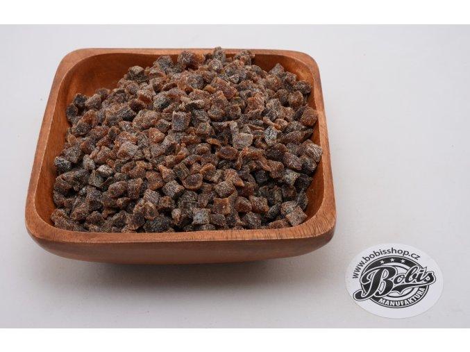 sušené meruňky, kostičky, natural