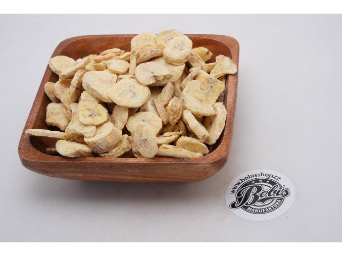 banán lyofylizováný