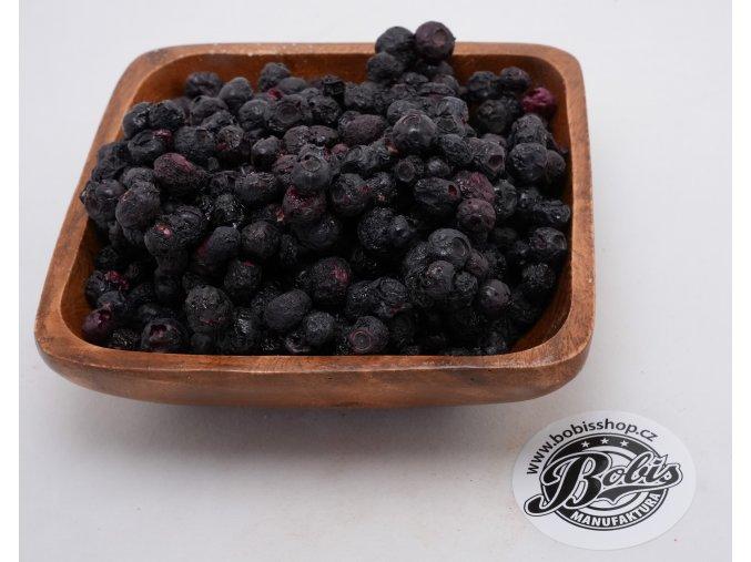 borůvky lyofylizované