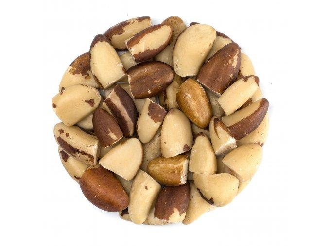 paraořechy, suché plody, plátky