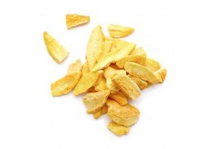 mango plátky lyofilizované