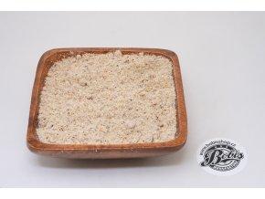 lísková mouka, skořápkové plody