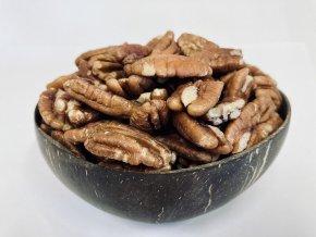 pekanové ořechy, skořápkové plody, suché plody