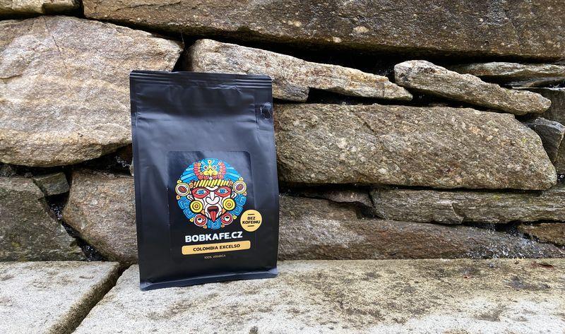 Vše o naší čerstvě pražené bezkofeinové kávě z Kolumbie