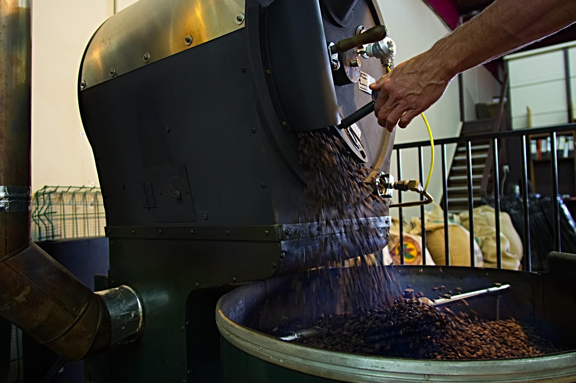 Čerstvě pražená kávová zrna? Samozřejmost!