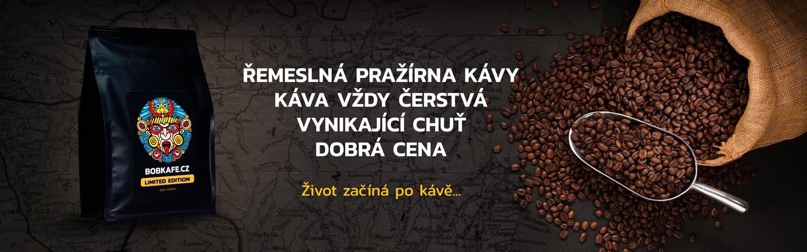 Carousel Výhody Bobkafe.cz - Pražírna kávy