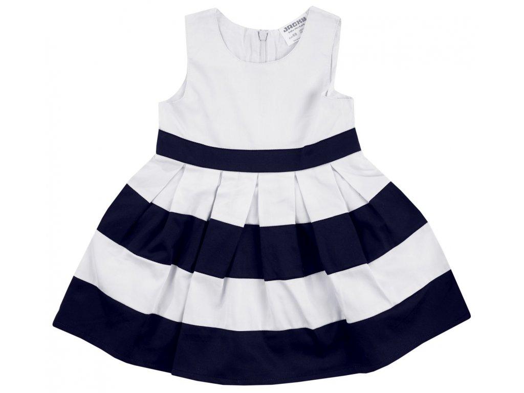šaty pruhy