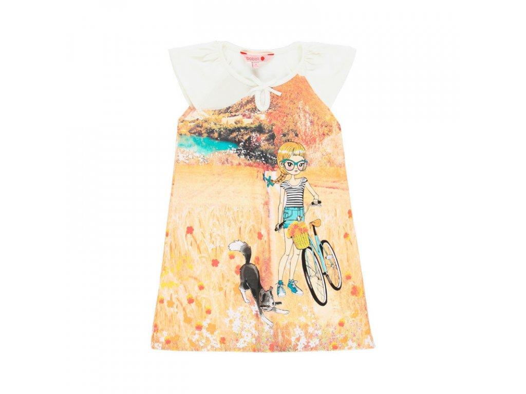 Dívčí šaty/tunika BOBOLI