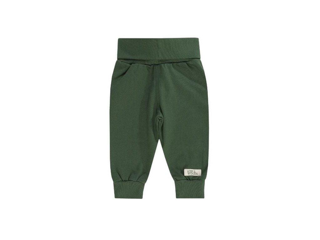 Klučičí kalhoty Jacky, zelené