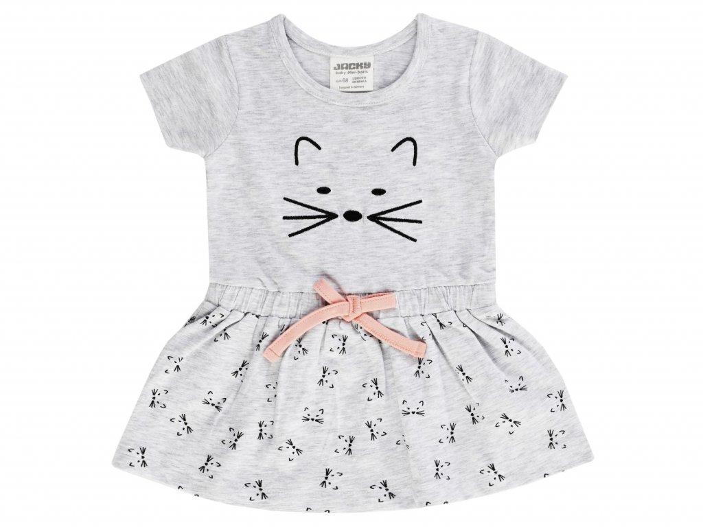 Dívčí šaty MEOW