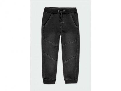 82036 cerne pohodlne kalhoty boboli