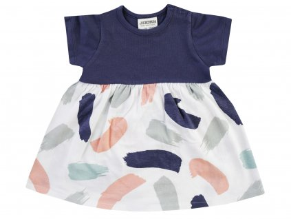 Dívčí šaty COLOURS