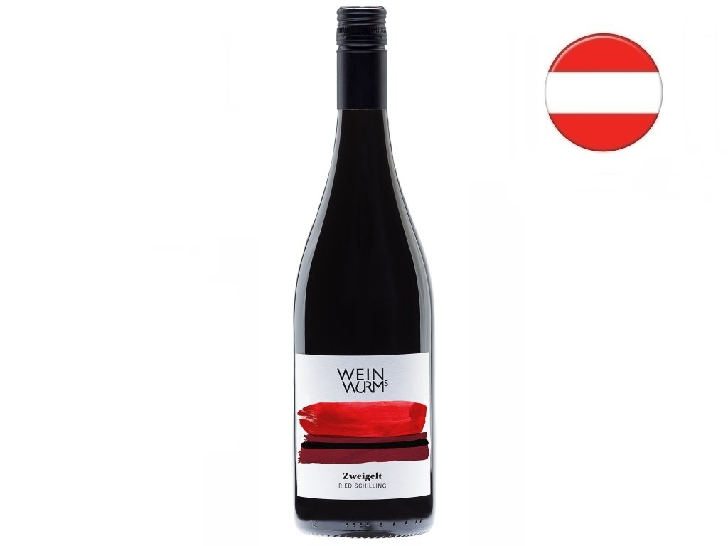 Zweigelt 2019, WeinWurm