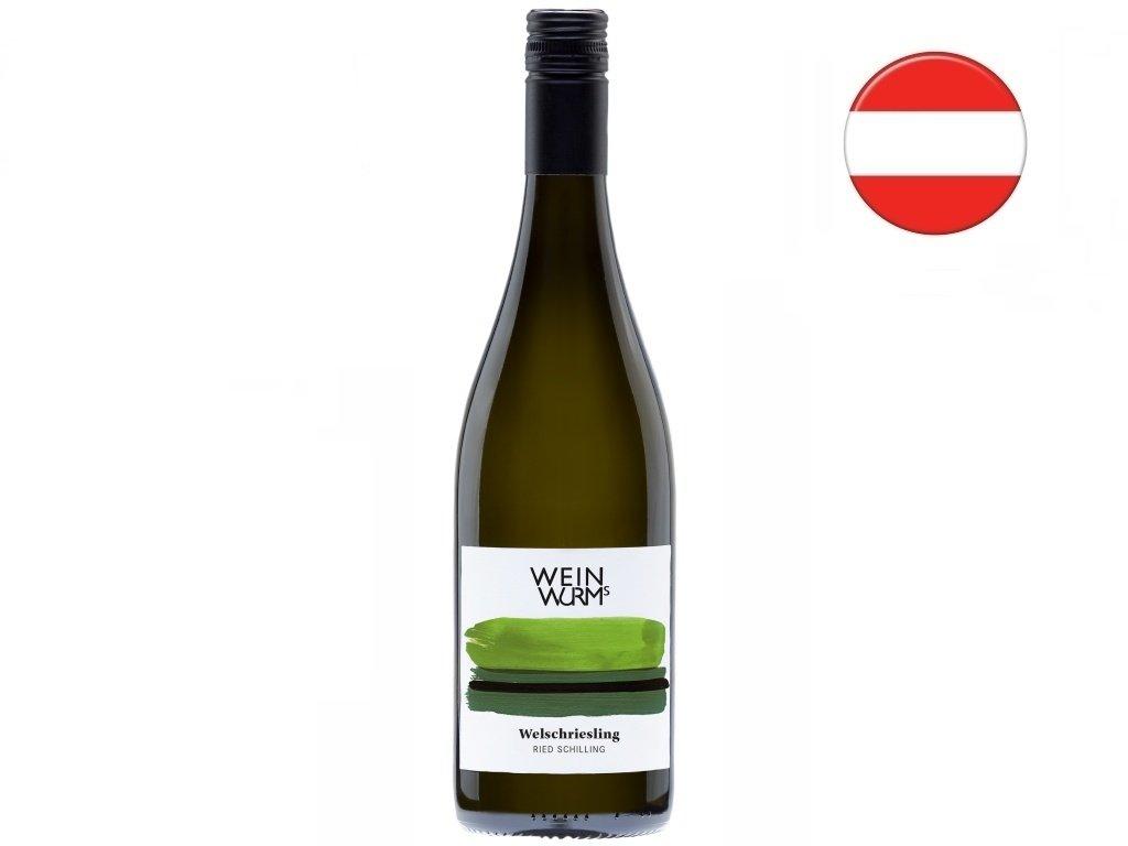 Ryzlink vlašský 2019, WeinWurm