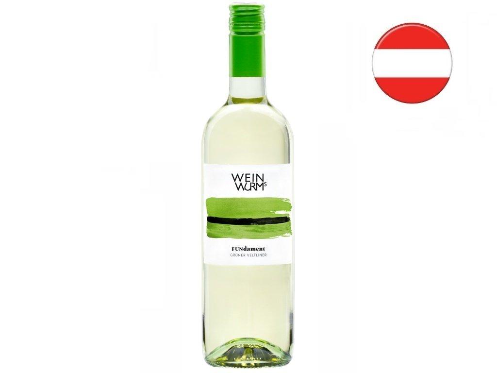 Veltlínské zelené FUNdament 2020, WeinWurm