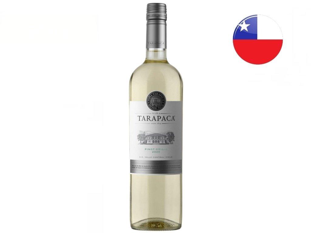 Pinot Grigio Varietal 2020, Viňa Tarapacá