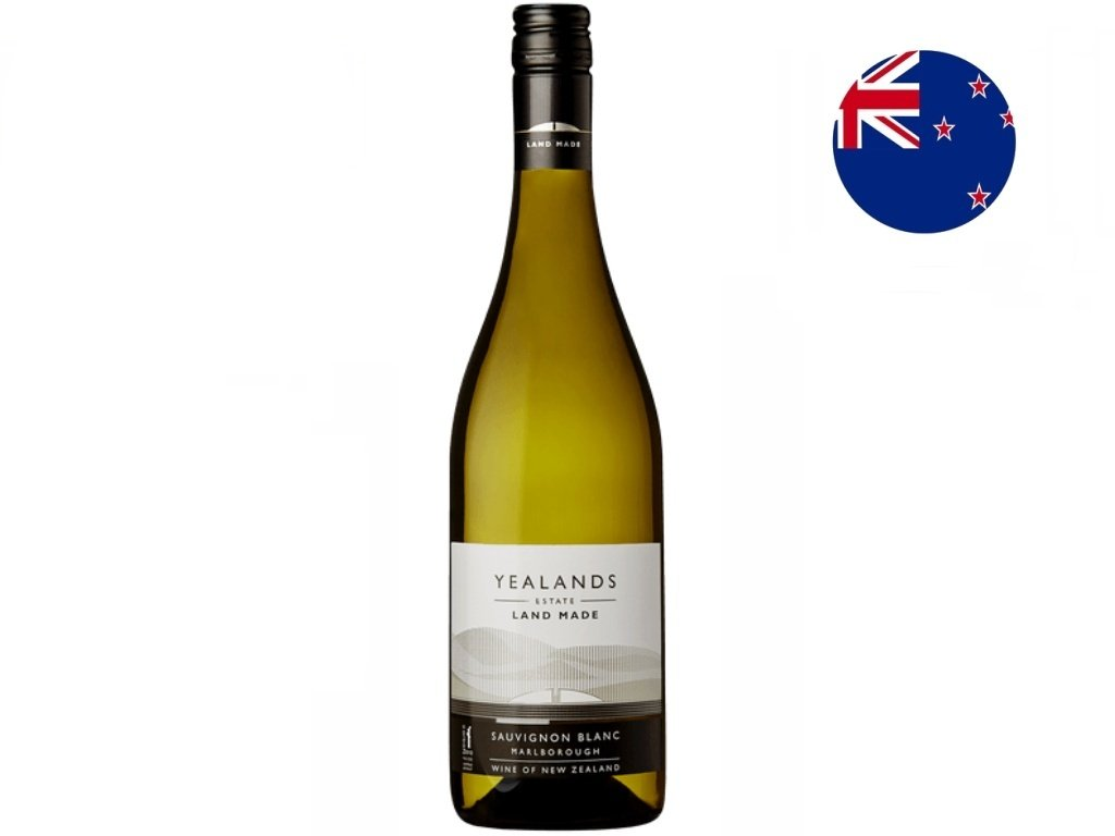 Sauvignon Blanc Land Made 2018, Yealands Estate