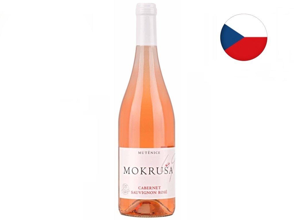 Cabernet Sauvignon Rosé 2019, Mokruša