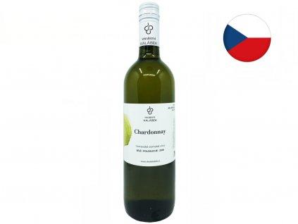 Chardonnay 2018, Kalábek