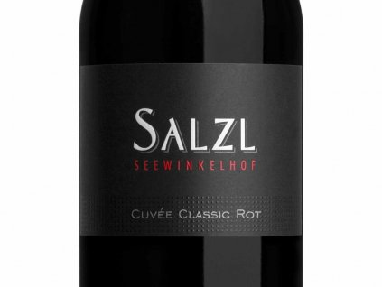 Cuvée Classic Rot 2018, Salzl