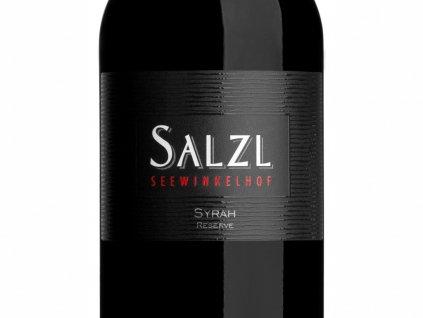 Syrah Reserve 2017, Salzl