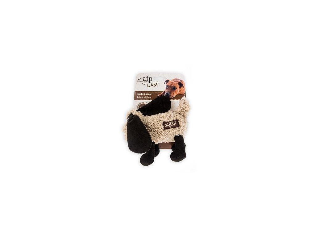 Plyšové zvířátko AFP Lamb s pískátkem