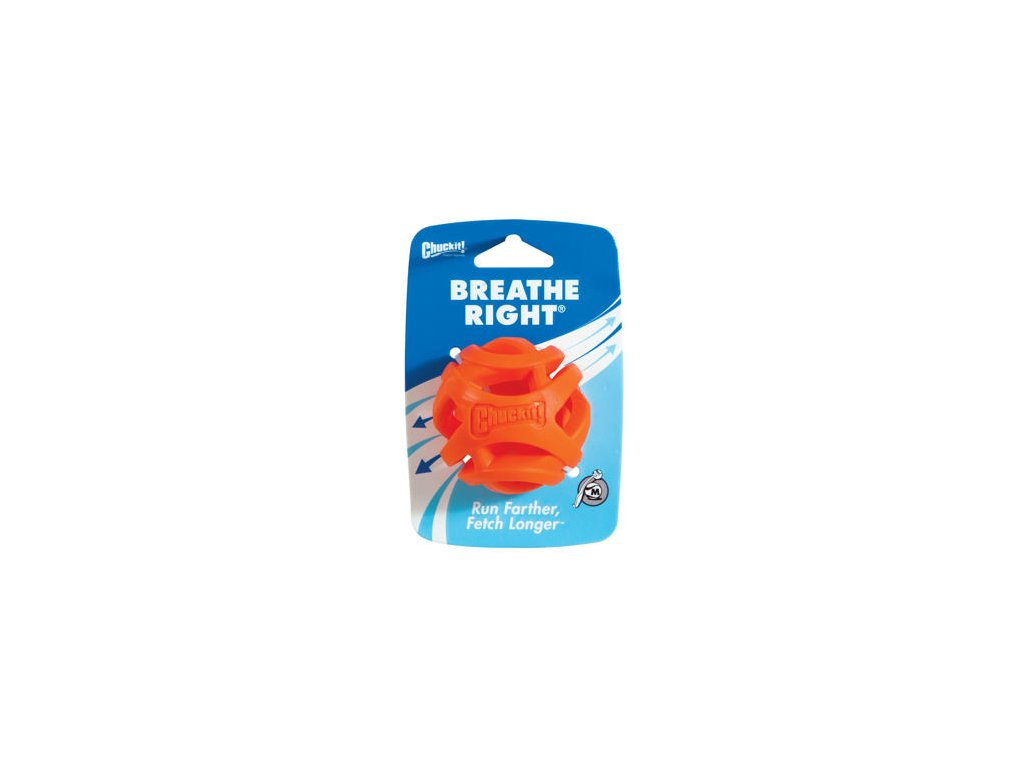 Míček Breathe Right Medium 6,5 cm