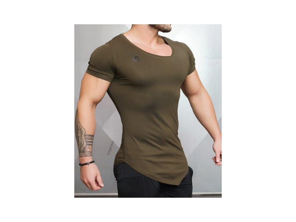 body engineers yurei asymetric army green 3 body style cz