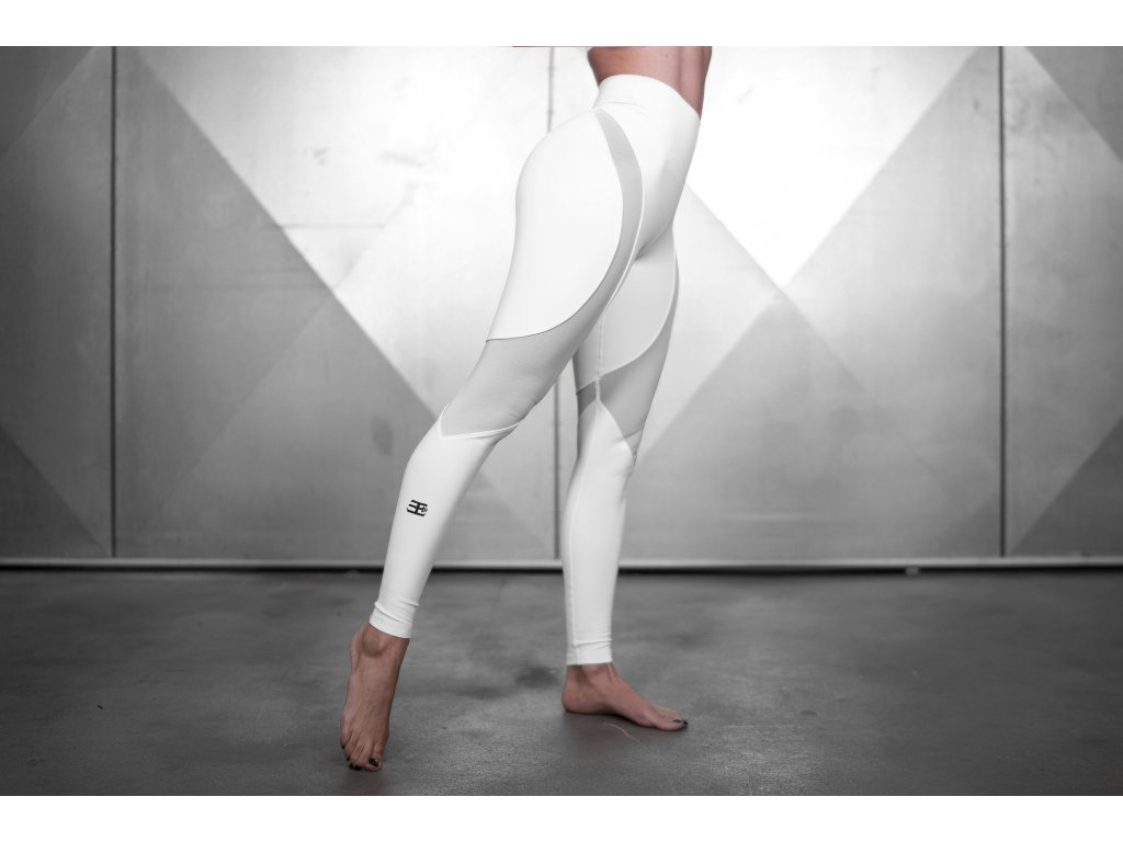 Avila legging white side 2