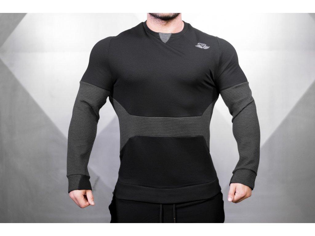LIBER vest black front