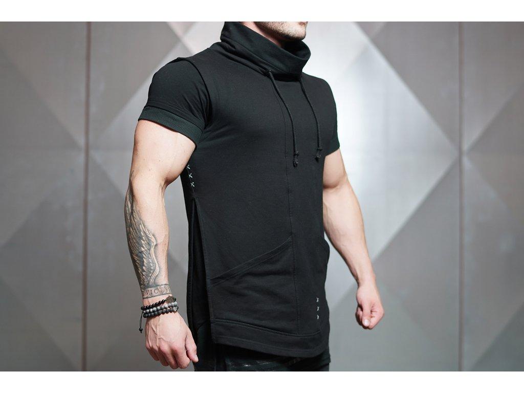 Pánská vesta XXX - black