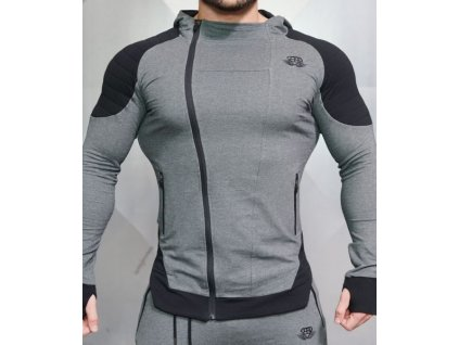 body engineers x neo mikina antracitova seda 1 body style cz