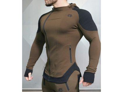 body engineers x neo mikina antracitova seda 2 body style cz