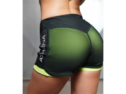 lotus shorts K green back 510x600