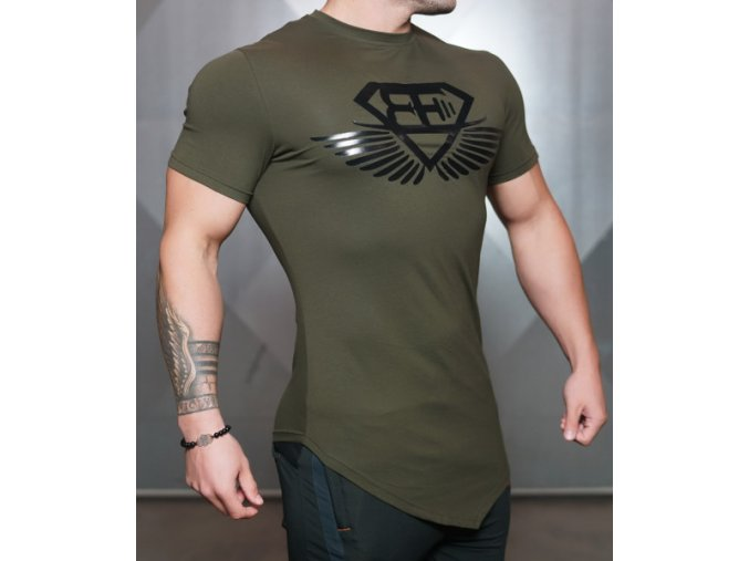 body engineers engineered life tricko army green 3 body style cz