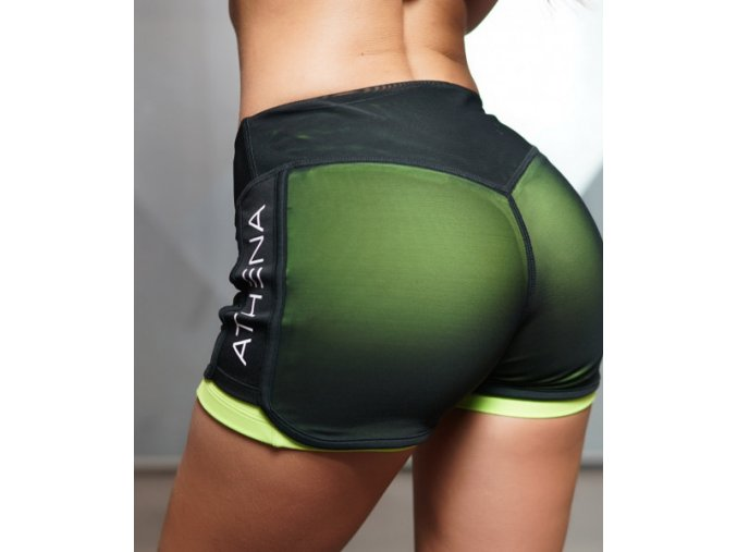 lotus shorts K green back 510x600