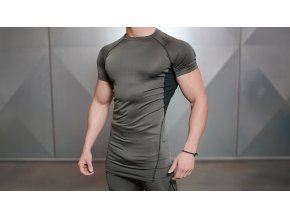 VENTUS Short sleeve Top – Army Green